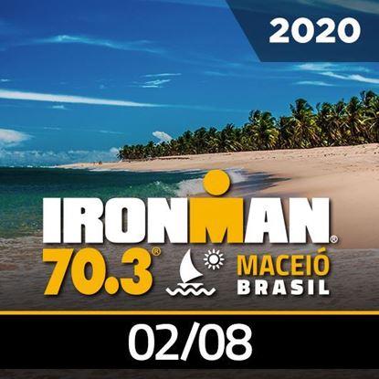 Imagem de 2020 IRONMAN 70.3 Maceió